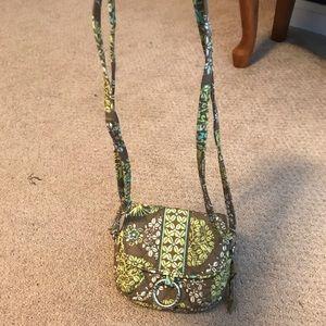 Vera Bradley small purse/belt beg (fanny pack)